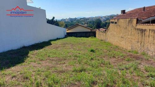 Imagem 1 de 4 de Terreno À Venda, 603 M² Por R$ 535.000,00 - Jardim Siriema - Atibaia/sp - Te1849