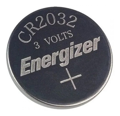 Pilas Energizer Cr2032 X10 Alarma Controles 3v Litio