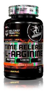 L-arginine Time Release 90 Cáps - Midway Labs