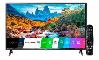 Televisor LG 43um7360 Led Smart 4k Hdr 43 C/wifi Bluetooth