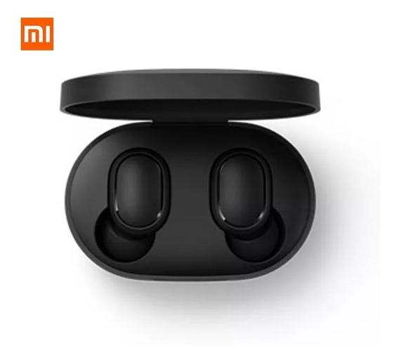 Xiaomi Redmi Airdots + Cabo Usb Para Carregamento De Brinde