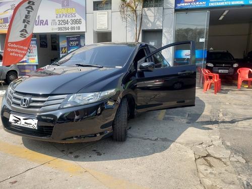 Imagem 1 de 12 de Honda City 2011 1.5 Dx Flex Aut. 4p