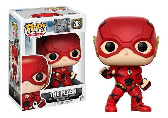 Funko Pop Dc Justice League - Flash 208