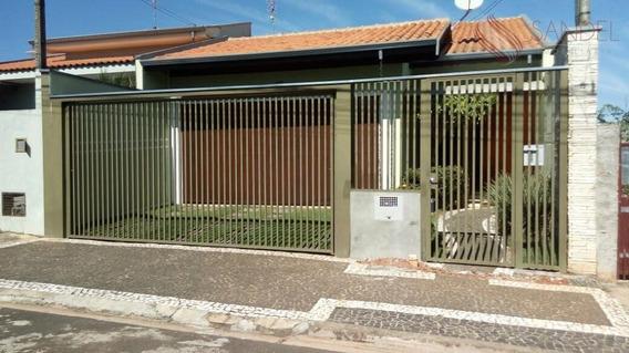 Linda Casa Terrea - 200m - Cerquilho Interior De São Paulo - Ca0237 (j) - Ca0237