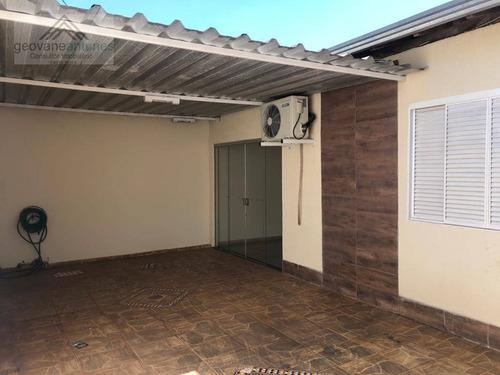 Imagem 1 de 10 de Casa À Venda, 84 M² Por R$ 220.000,00 - Parque Residencial Abílio Pedro - Limeira/sp - Ca0405