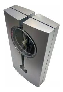 Reloj De Mesa Con Péndulo Newton Y Alarma Luft