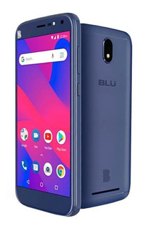 Smartphone Blu C6l 16gb Flash Frontal Android 8.1 Oreo +capa