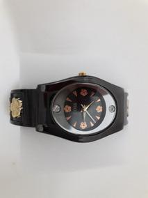 Relógio Feminino Com Pulseira Retrátil + Caixa