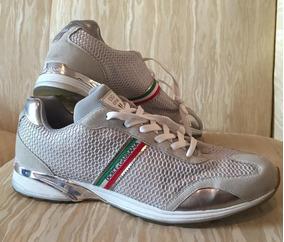 Tenis Dolce & Gabbana Gym Italia Raridade De R$2.680,00 Por