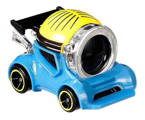 Carrinho Hot Wheels Minions 2 Stuart - Mattel