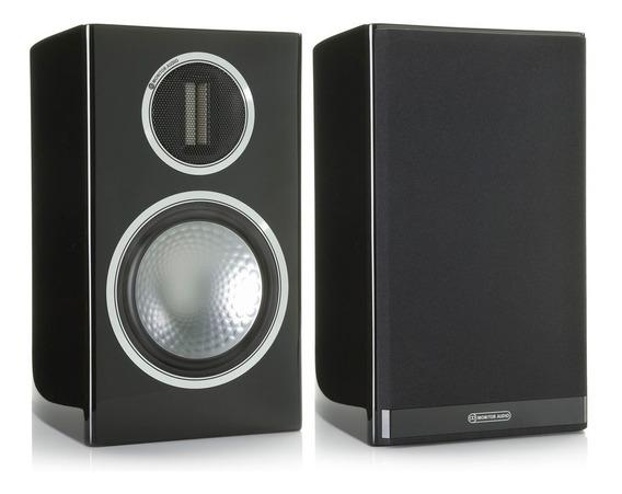 Monitor Audio G100 Caixa Acustica Boockshelf 120w (par)