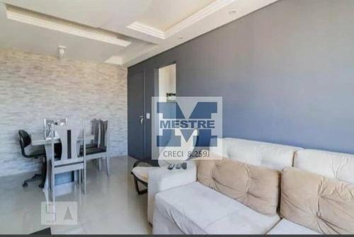 Apartamento Com 2 Dormitórios À Venda, 48 M² Por R$ 240.000,02 - Jardim Iporanga - Guarulhos/sp - Ap2046