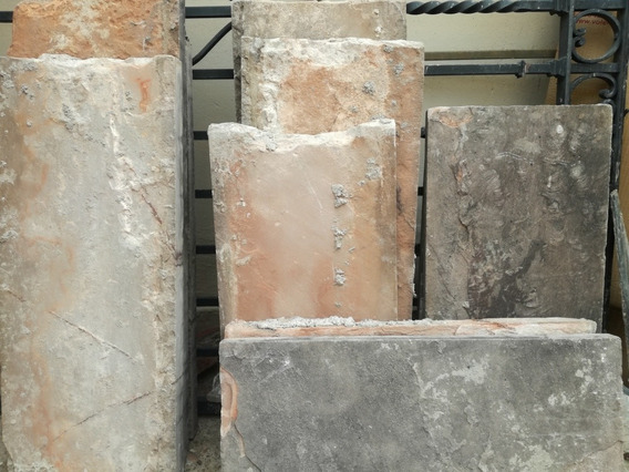 10 Piedras Laja Rectangulares Para Piso, Escalera 35x87x4cm