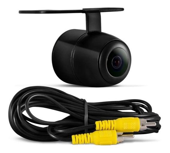 Camera De Ré Automotiva Colorida Borboleta Alta Definição