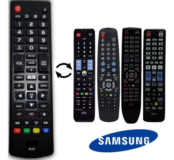 Samsung Controle Remoto Tv Smart Led Lcd Bn Un Aa - Similar