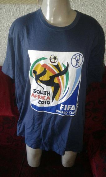 Camiseta Do Brasil Copa 2010