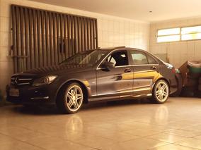 Mercedes-benz Classe C 3.5 Cgi Sport 4p 2012