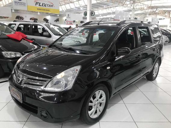 Nissan Grand Livina Sl 1.8 16v Flex Aut.- 2013