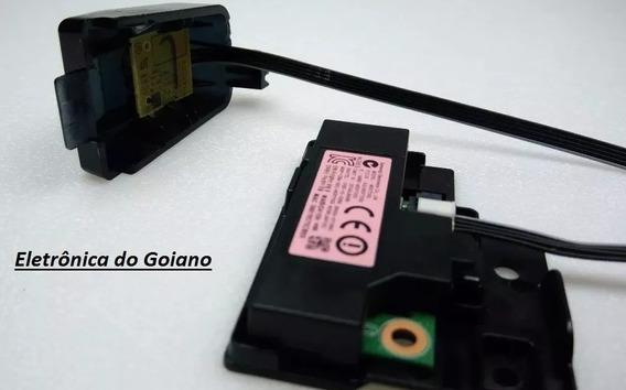 Botão Power + Sensor Da Tv Samsung Un32j4000ag Envio Incluso