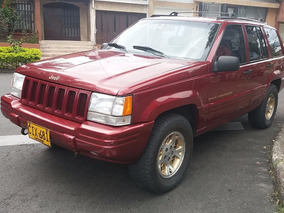 Jeep Grand Cherokee Limited/1998, Full Equipo, Automatica