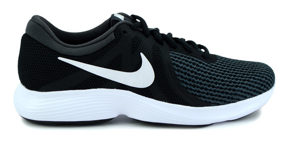Tenis Nike Para Dama 908999-001 Negro [nik2038]