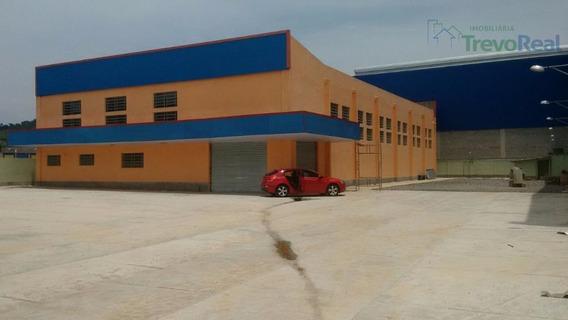 Barracão Comercial Ótimo Para Mercados - Ba0058