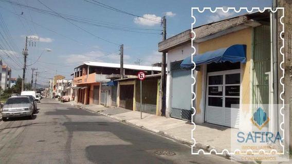 Casa Com 1 Dorm, Jardim Pinheiro, Poá - R$ 270.000,00, 0m² - Codigo: 595 - V595