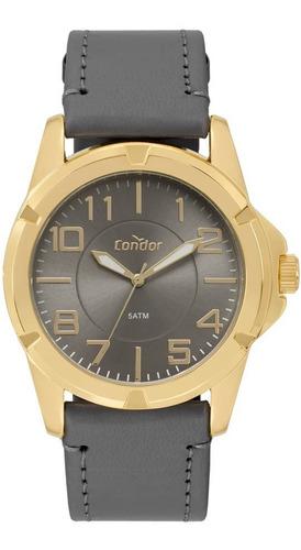 Relógio Masculino Condor Dourado Co2035kxf/2c
