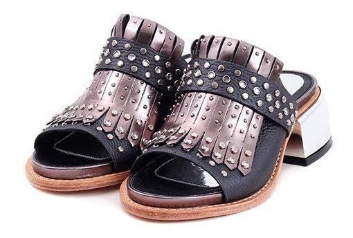 Sandalia - Zapato - Saverio Di Ricci - Peltre - Outlet