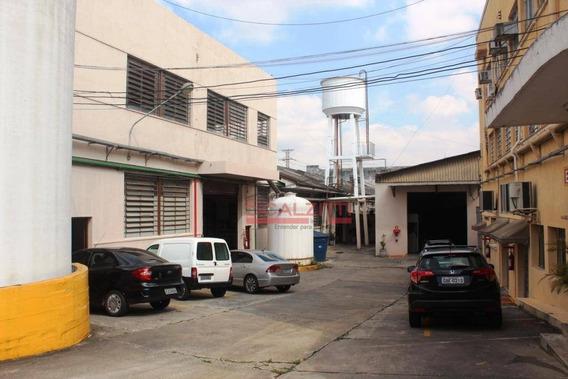 Galpão À Venda, 6203 M² Por R$ 35.000.000 - Vila Leopoldina - São Paulo/sp - Ga0073