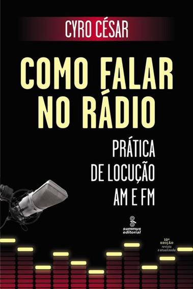 Como Falar No Radio