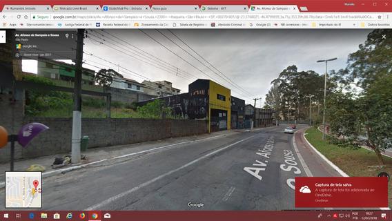 Terreno Comercial Na Avenida Do Pq Do Carmo 20 X 31 Plano