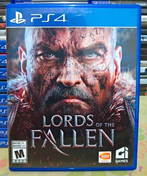 Lords Of The Fallen Ps4 Mídia Física Legendado Português