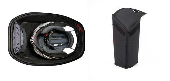 Forração Nmax Yamaha Forro Baú Kit Standard + 1 Forro Guidão