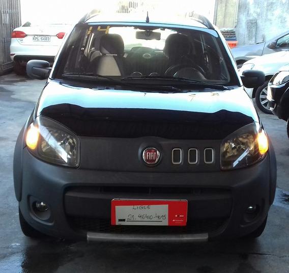 Fiat Uno Way 1.4 Flex 4pts