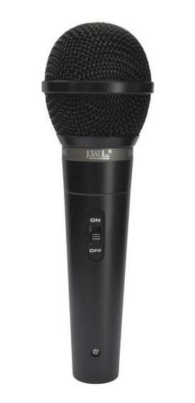 Microfone Profissional Ba-30 Jwl Tipo Leson