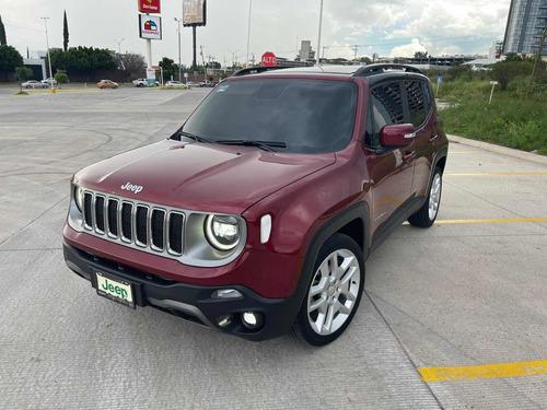 Imagen 1 de 14 de Jeep Renegade 2019 1.8 Litude 4x2 At