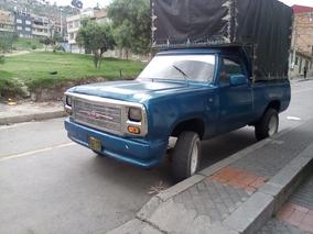 Vendo Camioneta Dodge D100