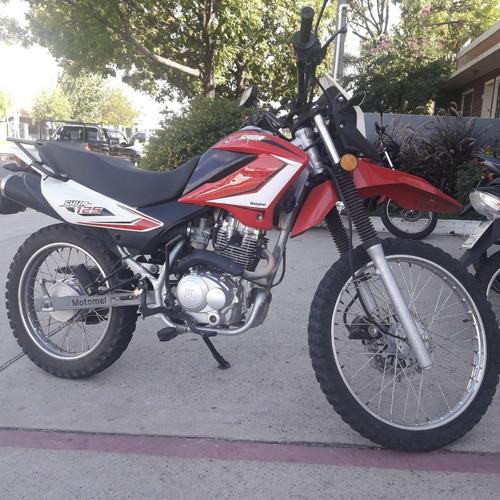 Moto Skua 125 Motomel Enduro.