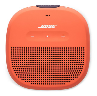 Parlante Bose SoundLink Micro portátil inalámbrico Bright orange