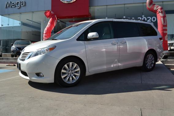 Toyota Sienna Xle Limited 2013