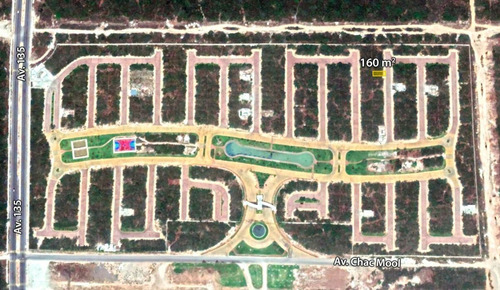 Imagen 1 de 10 de Lote Habitacional En Río Residencial