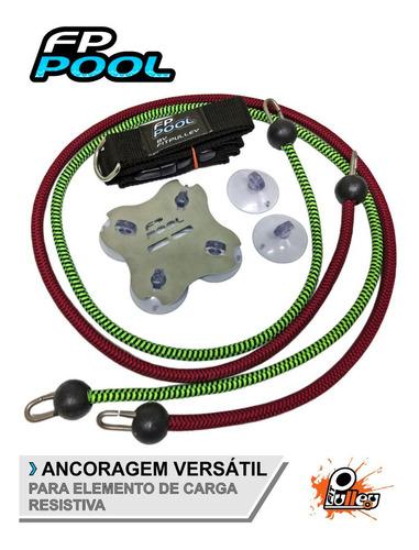 Imagem 1 de 9 de Elásticos Para Exercícios Aquáticos Fp Pool