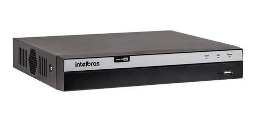 Dvr Intelbras 16 Canais 4k 8 Mp Mhdx 5216