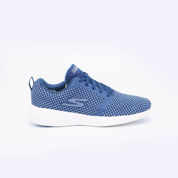 Tenis Skechers Go Run 600 Azul