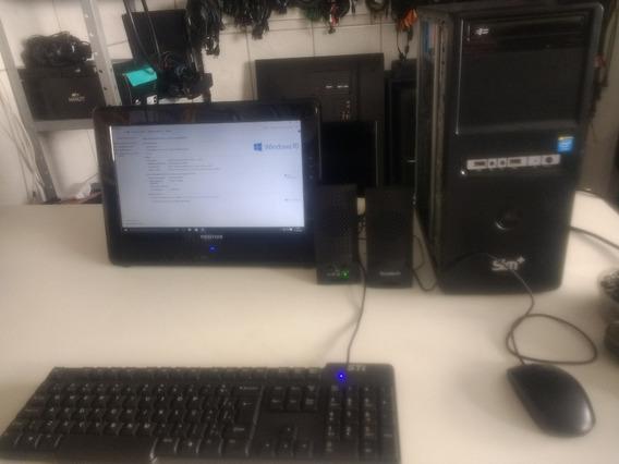 Computador Sim+ Positivo 2630i Completo Semi-novo
