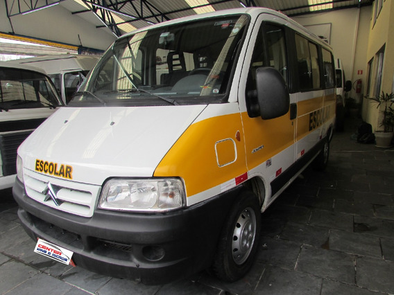 Citroen Jumper Van Escolar 2014