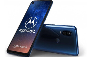 Motorola Moto One Vision 128gb 48mp+5mp Azul Safira