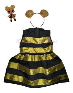 Vestido De Lol Surprise, Disfraz Lol. La Costura De Raymi