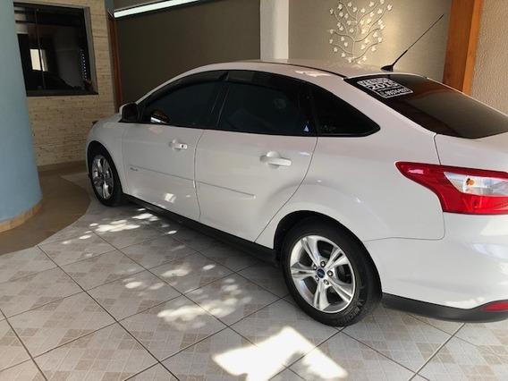 Ford Focus Branco 2.0 2015